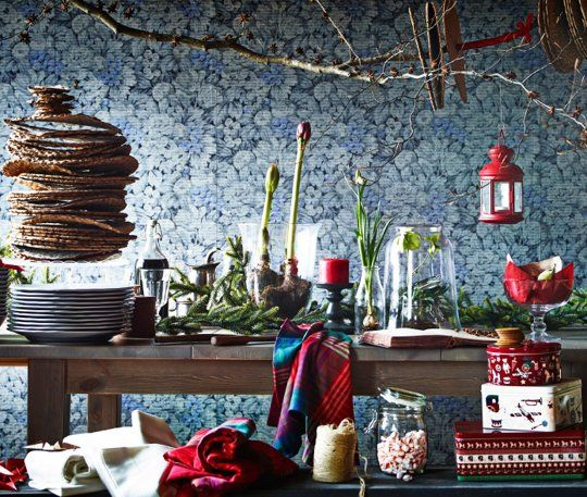 10 IKEA Holiday Decorating Ideas to Steal — Apartment Therapy