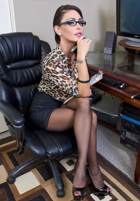 377cbe86617 This time some very sweet young ladies in office attire