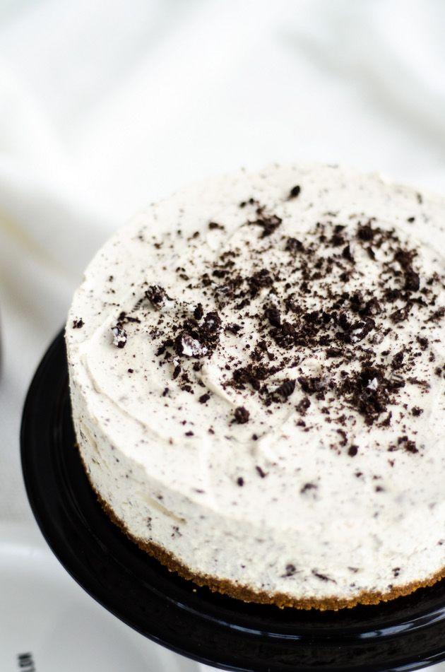 oreo cheesecake recept svenska