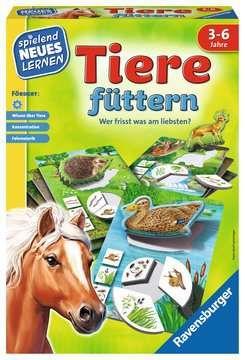 Tiere Füttern Spielanleitung