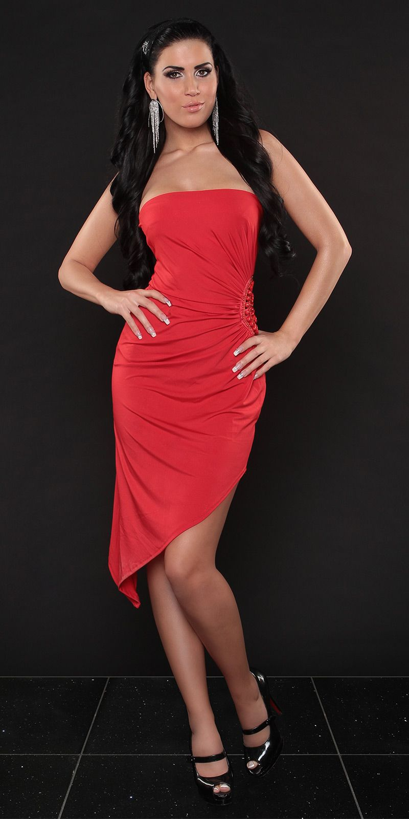 Red dress $40