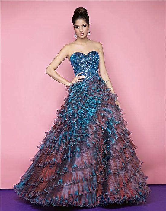 Increíbles Vestidos de Fiesta para la ocasión perfecta. wuao ...