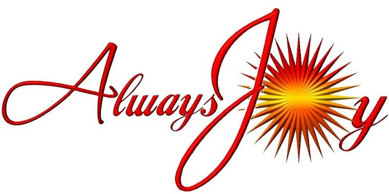 Check out my television ministry, the Always Joy Show at alwaysjoy.org.