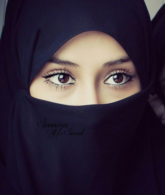 Pin By Azhar Deen On Hijab Niqab Eyes