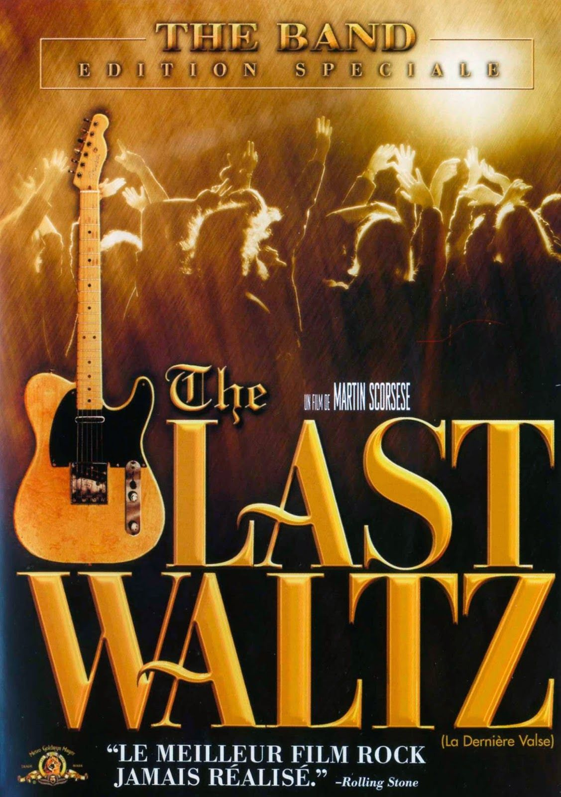 The Last Waltz הופעת מחווה (With images)