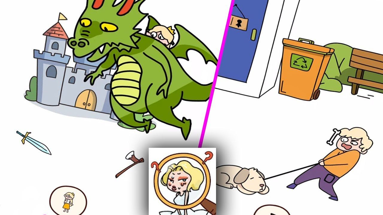 Pin By Feeling Tv On Bin Bin Ba Ba Android Games Ios Comics