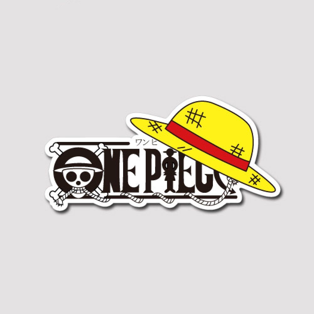 One piece straw hat sticker price 8 95 free shipping animeclothes