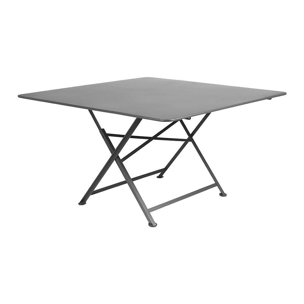 Fermob Cargo Fermob Cargo 51 Inch Square Folding Table Products Table