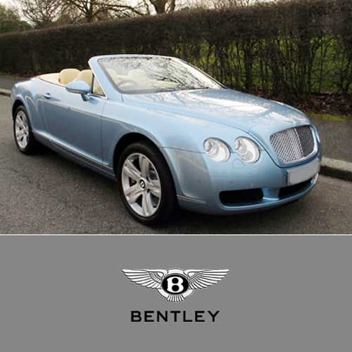 Bentley GTC Convertible - He He He!!'