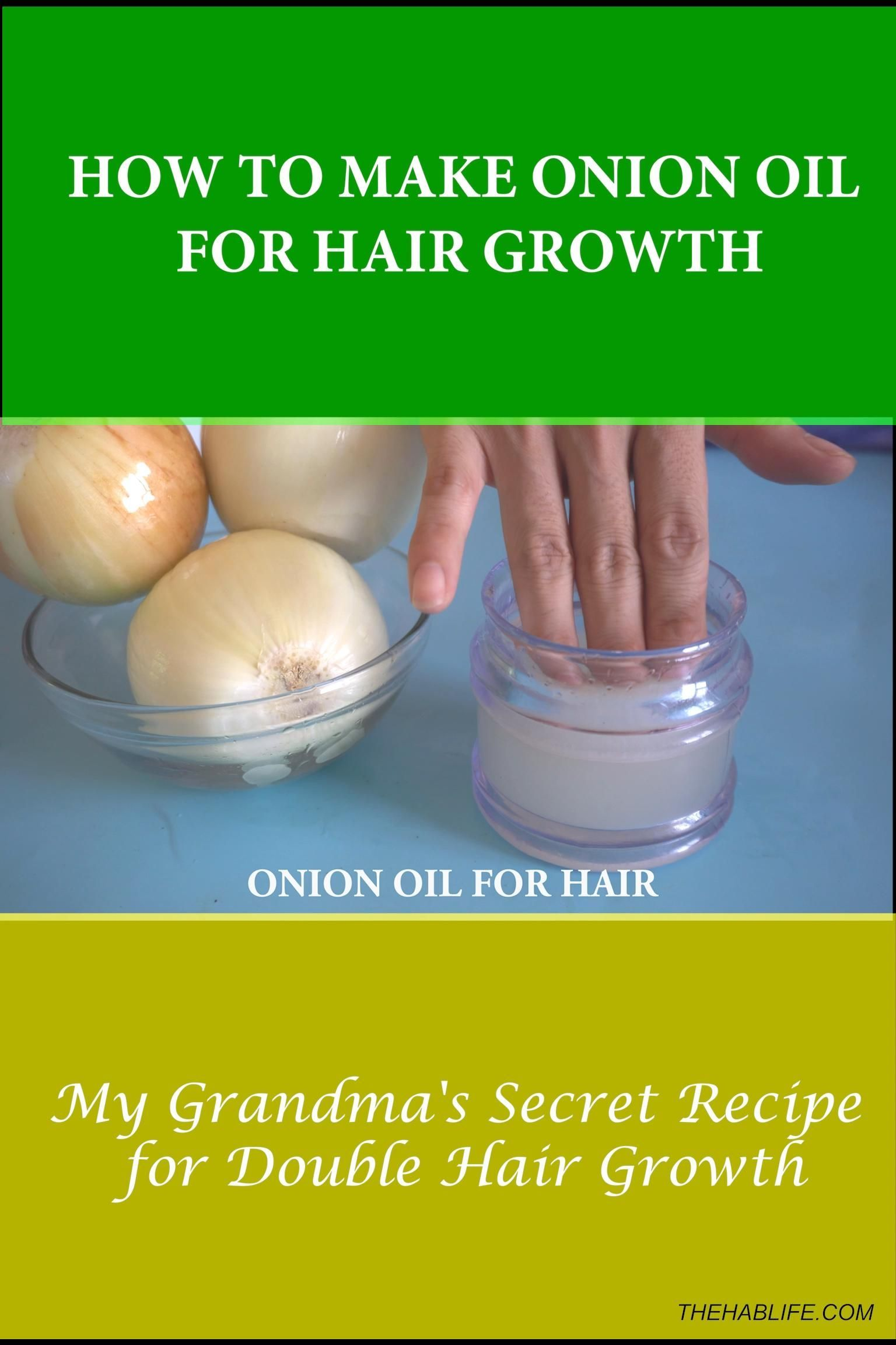 Photo of HOW TO MAKE ONION HAIR OIL FOR FASTER HAIR GROWTH AND STOP HAIR FALL | HOME REMEDIES FOR HAIR GROWTH – Masque