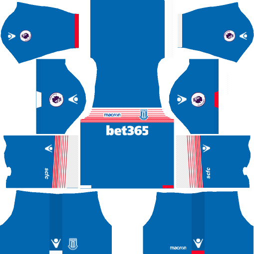 Stoke City Dls 19 Kits With Url And Logo