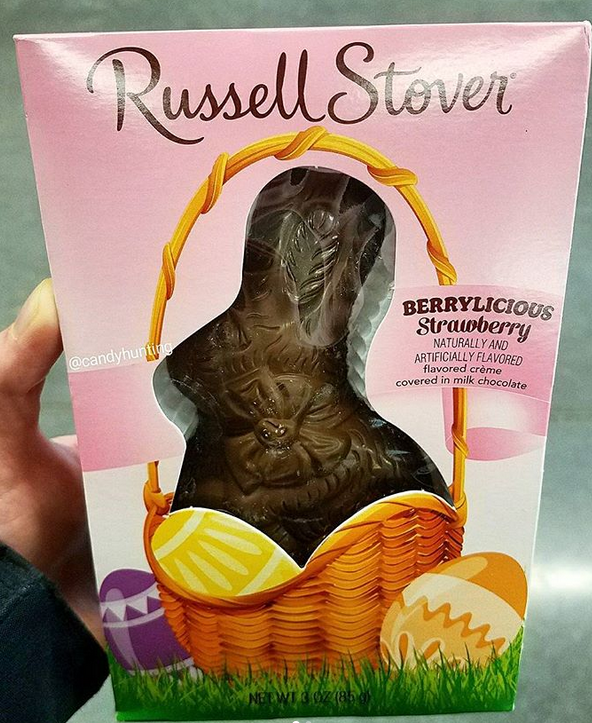 Russell Stover Easter Chocolate Bunny Berrylicious