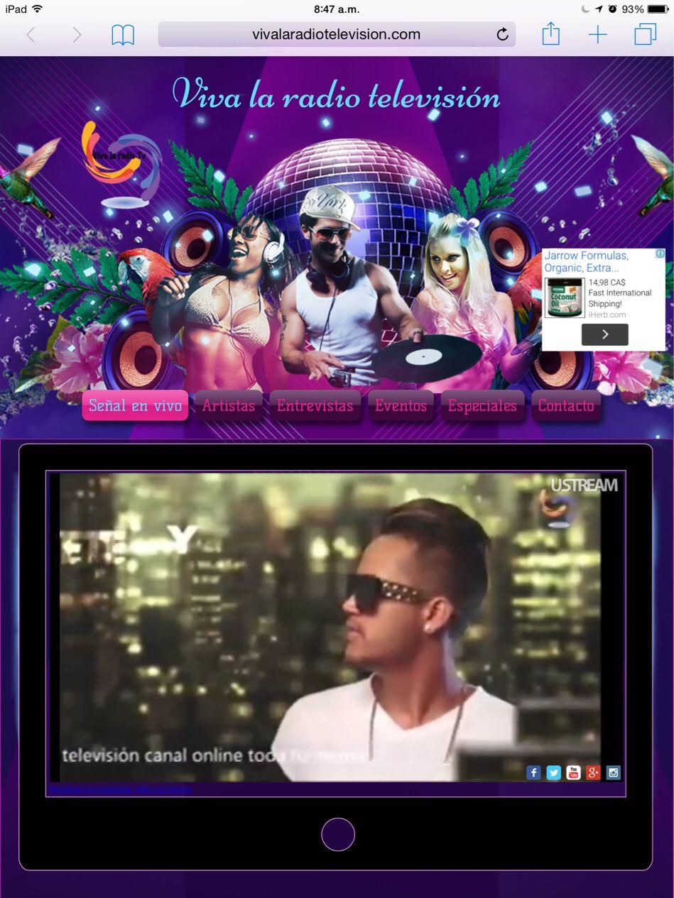 El mundo de la música los vídeos los artistas Viva la radio televisión señal en vivo aquí http://goo.gl/ebXuVV