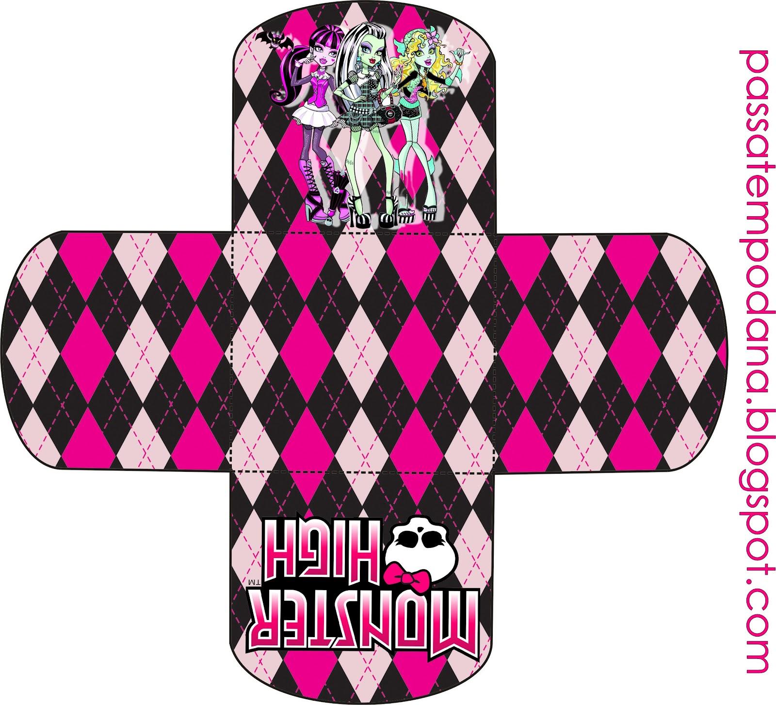 http://passatempodana.blogspot.com/2012/06/kit-monster-high-pink-e-preto.html