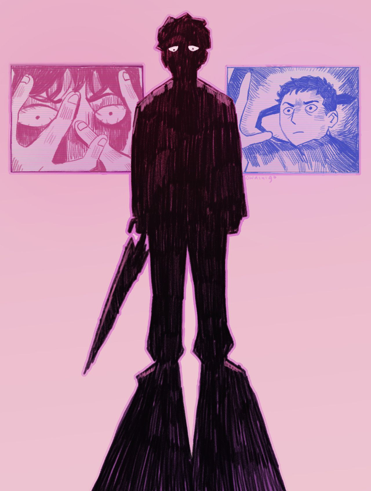 Do You Know How Much Your Words Hurt Mob Psycho 100 Mob Psycho