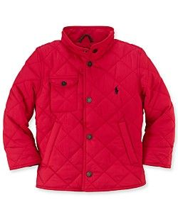 Ralph Lauren Kids Jacket, Little Boys Richmond Bomber Jacket