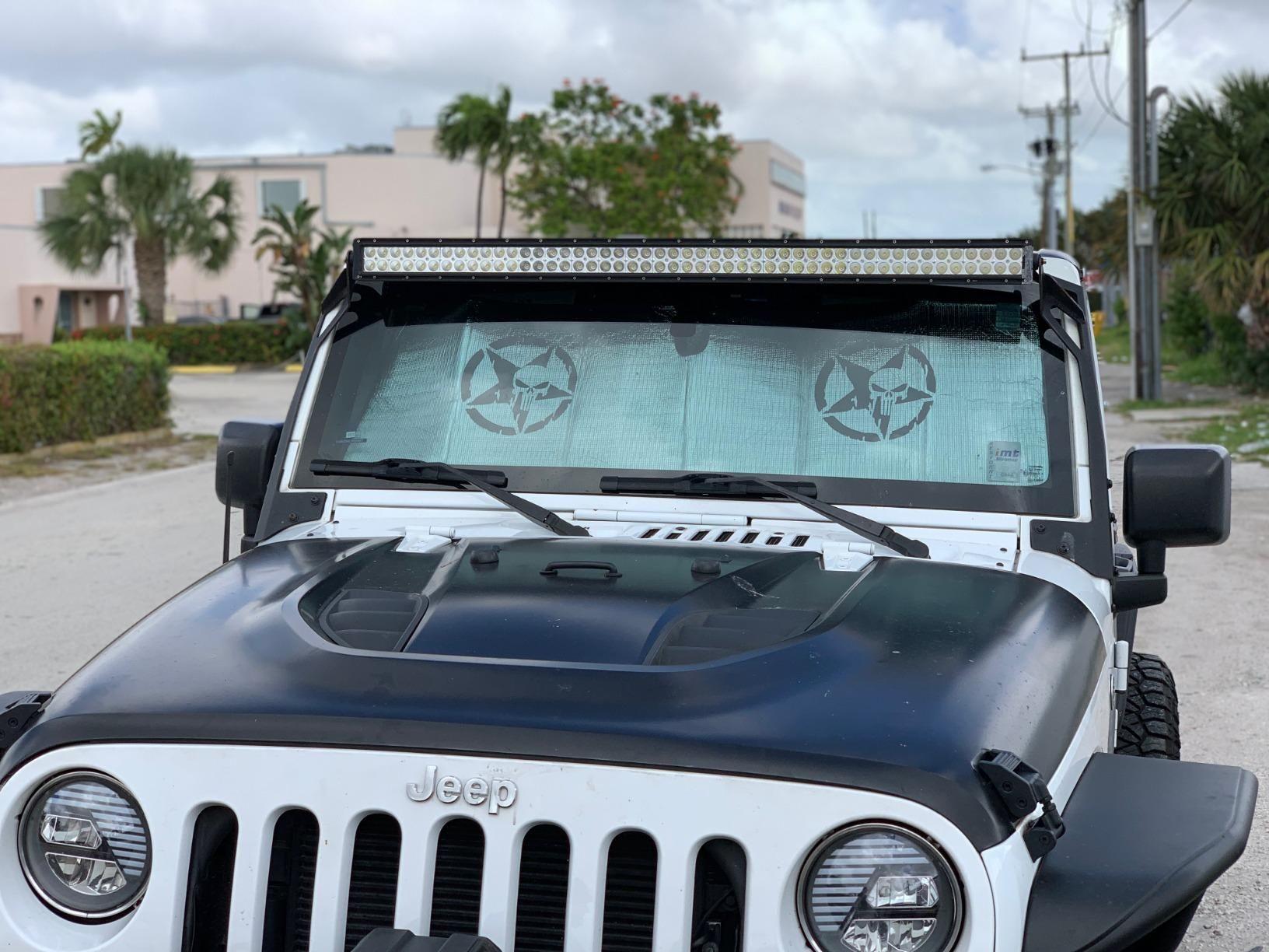 Jeep Wrangler Sun Shade In 2020 Jeep Wrangler Rubicon Jeep Wrangler Jeep