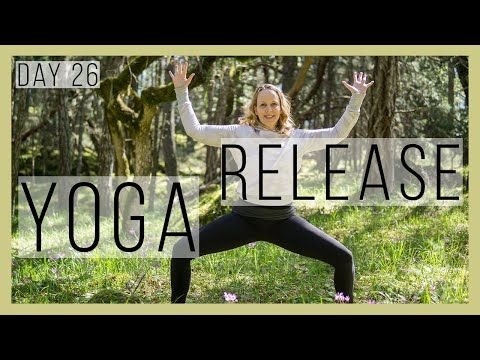 10 min beginner yoga to release stagnant energy  30 day