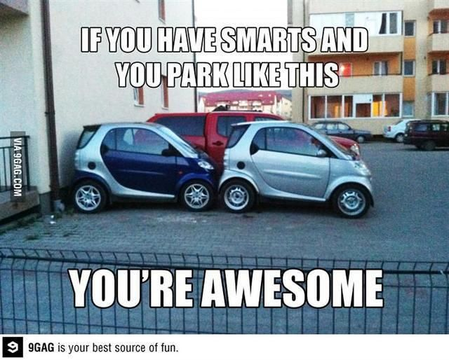 Funny Smart Car Police Smart Car Memes Funny With Images