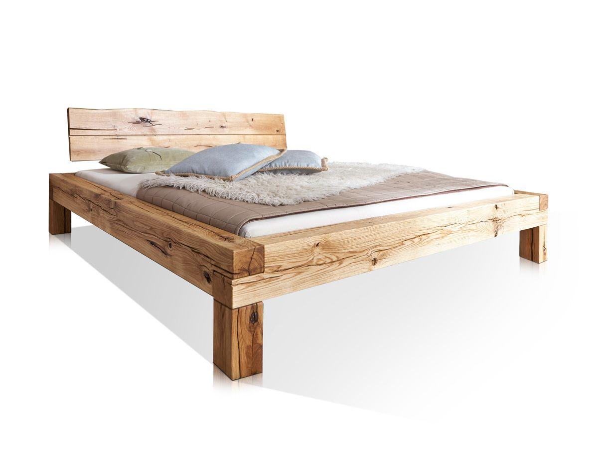 Massivholzbett wildeiche  http://www.moebel-eins.de/Schlafzimmer/Betten/Massivholzbetten ...
