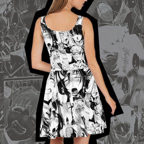 Ahegao Dress