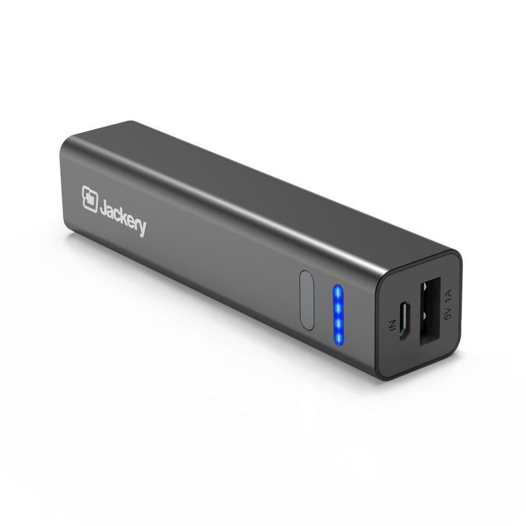 The Smallest Jackery Mini 3350mah Portable Charger Power Banks For Iphone 7 7 Plus Portable Charger Iphone Charger Portable External Battery Pack