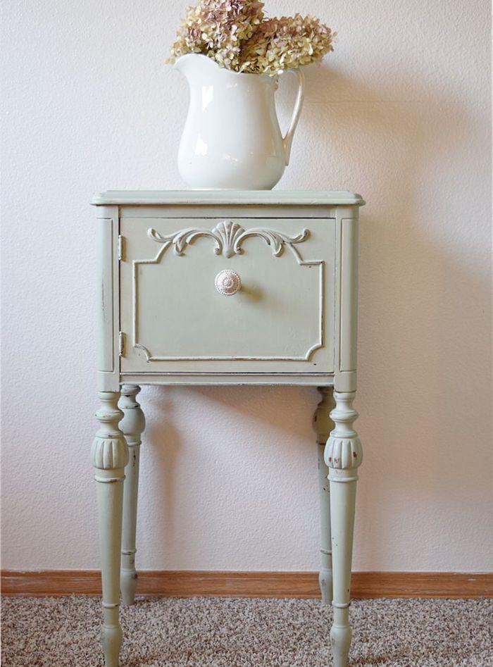 ▷ 1001 + idées comment peindre un meuble ancien Farmhouse design - comment repeindre un meuble vernis