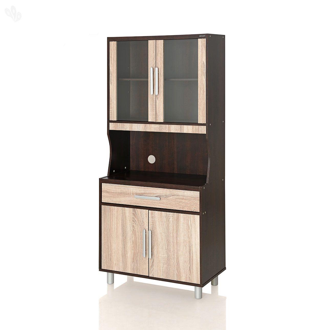 Buy RoyalOak Milan Crockery Cabinet Online From Indias Most Affordable Furniture Brand