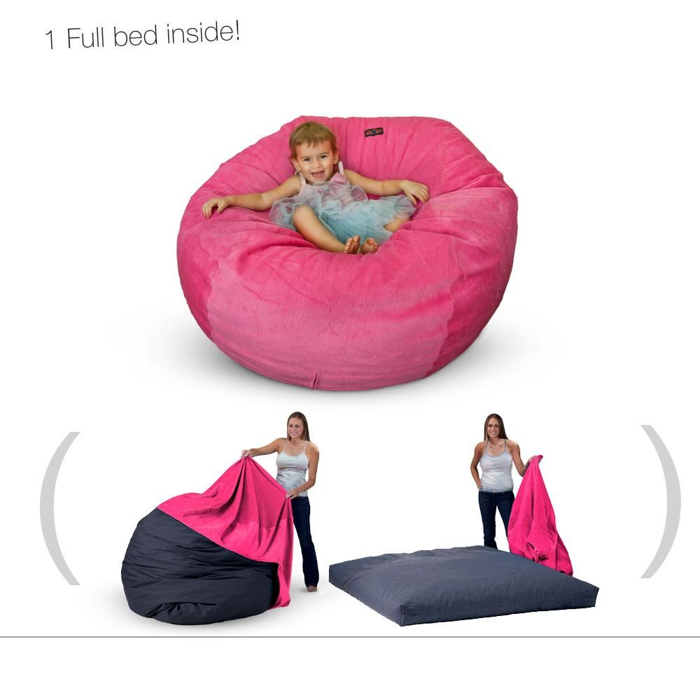 Cord A Roys Bean Bag Chairs With A Bed Inside Love Ours