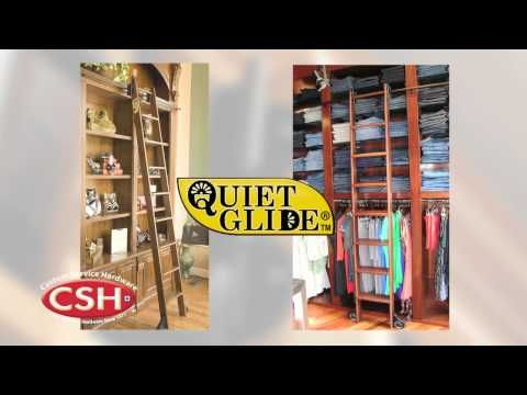 Rolling Library Ladders Custom Service Hardware House