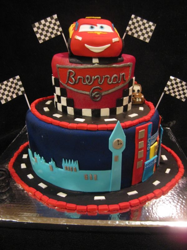 Ashs Birthdayso Cute Birthday Party Ideas Pinterest - Birthday cake cars 2
