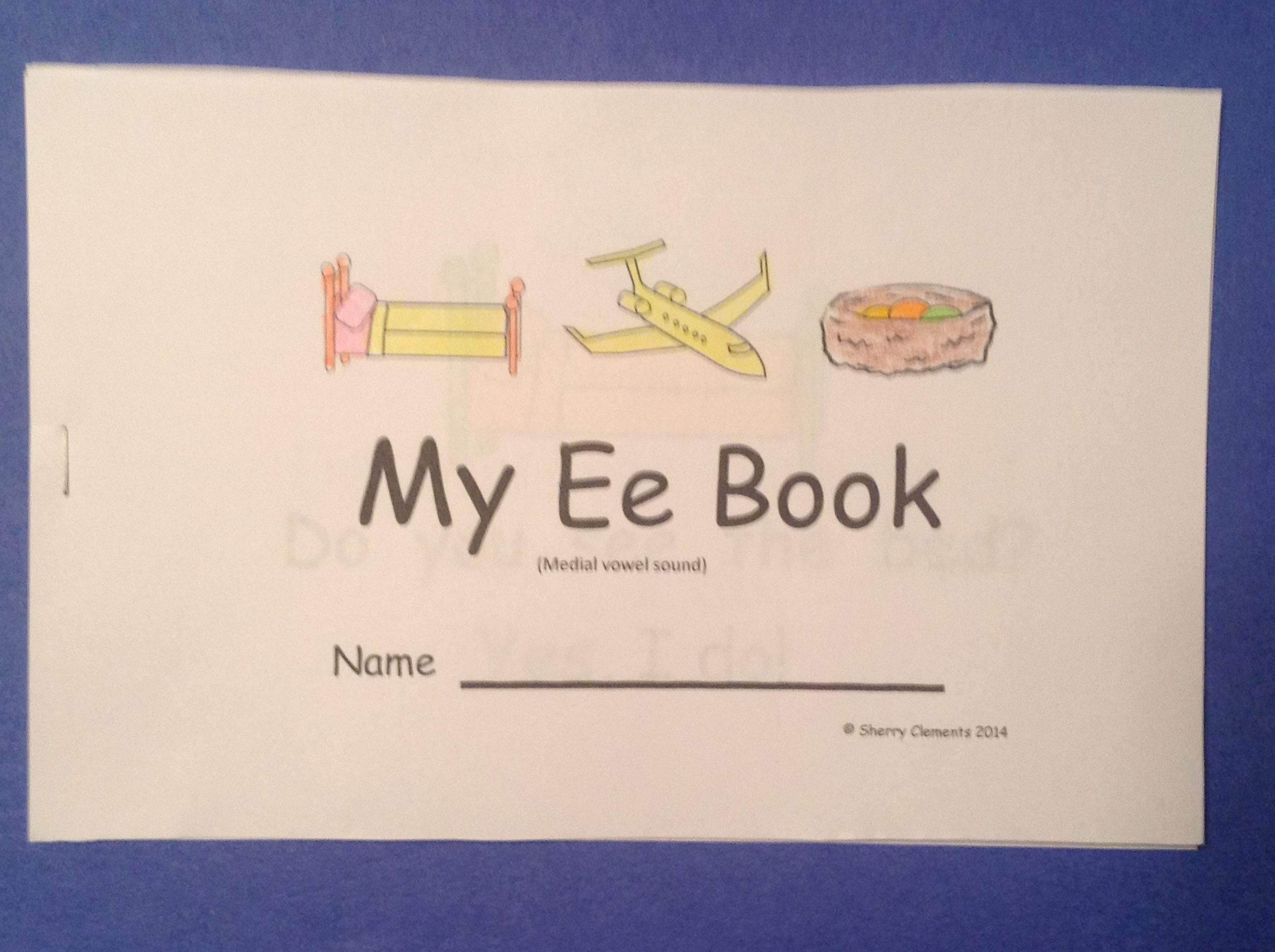 Letter Ee Emergent Reader Sight Words Do You See The