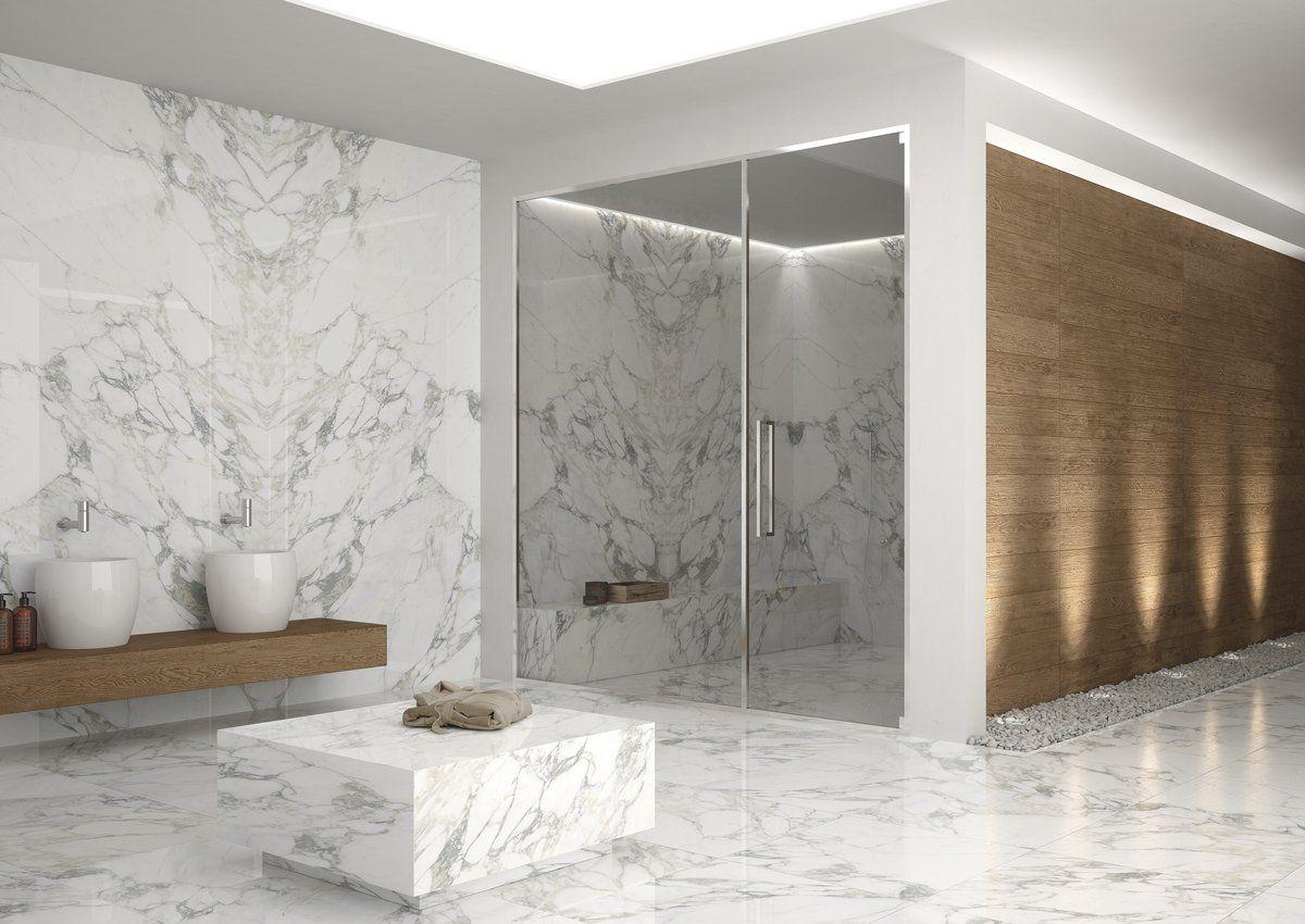 Sapienstone Arabescato Wall And Floor Tiles Tile Inspiration Luxury Home Decor
