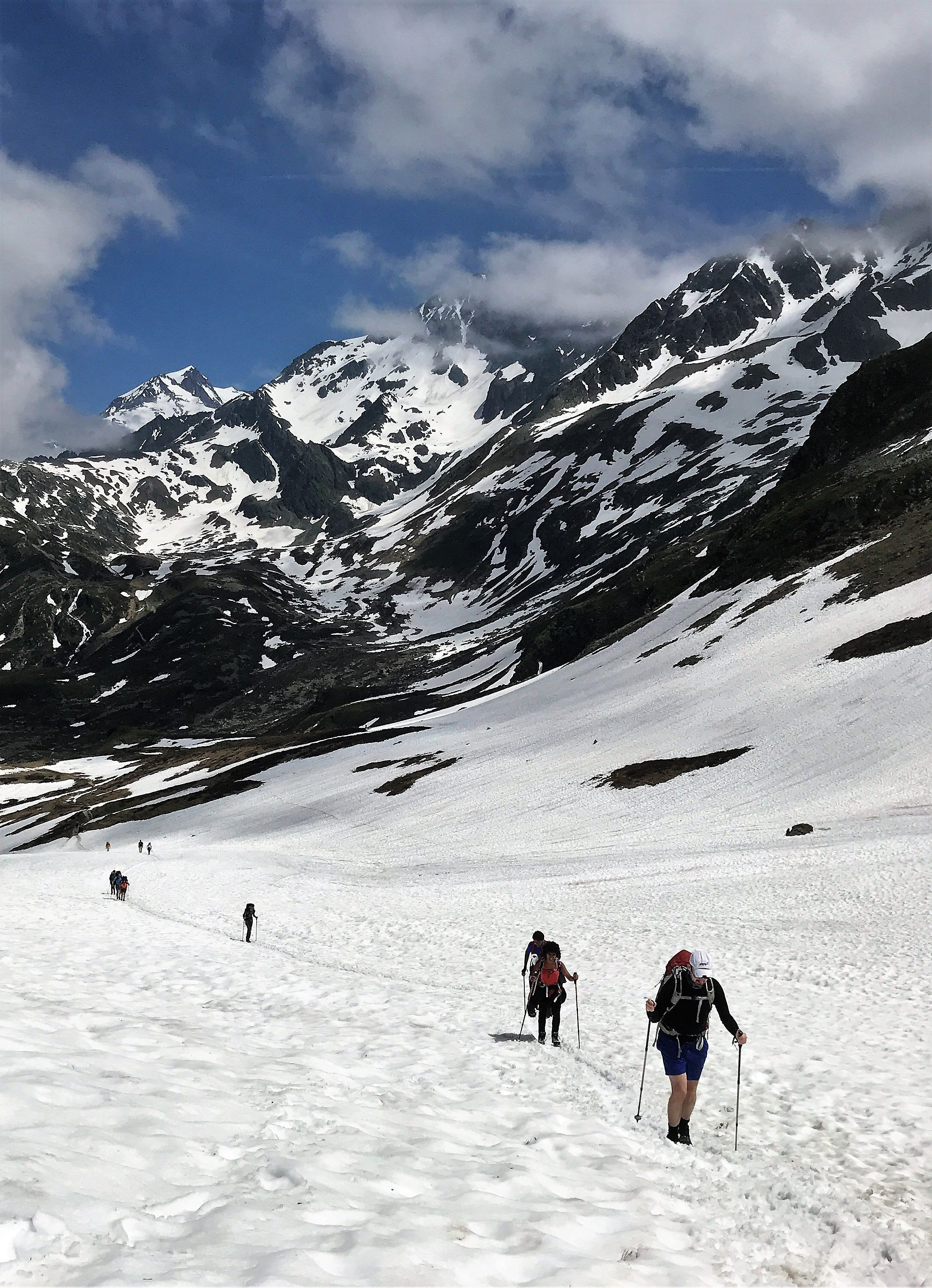 Hut To Hut Hiking Along The Tour Du Mont Blanc