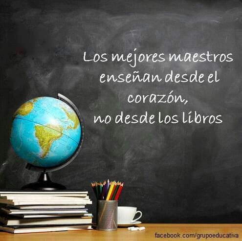 Maestros Citas Del Profesor Frases De Educacion Y Frases