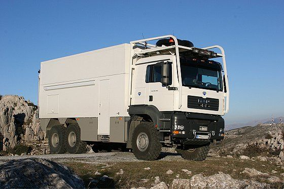 man 6x6 extreme campers living transports camper hot rh pinterest com 6x6 motorhome 6x6 off road motorhome