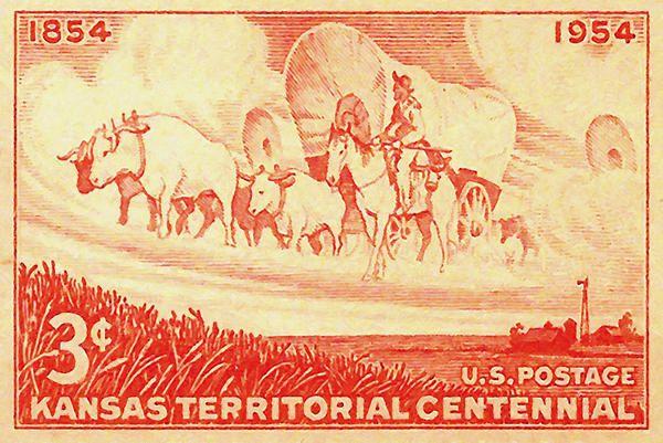 I uploaded new artwork to fineartamerica.com! - 'Kansas Territorial Centennial' - http://fineartamerica.com/featured/kansas-territorial-centennial-lanjee-chee.html via @fineartamerica