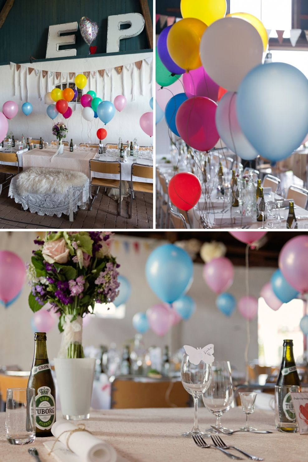 Balloons wedding decorations signs wedding decorations diy wedding balloons wedding decorations signs wedding decorations diy wedding ideas and inspirations photo by anna lauridsen junglespirit Gallery