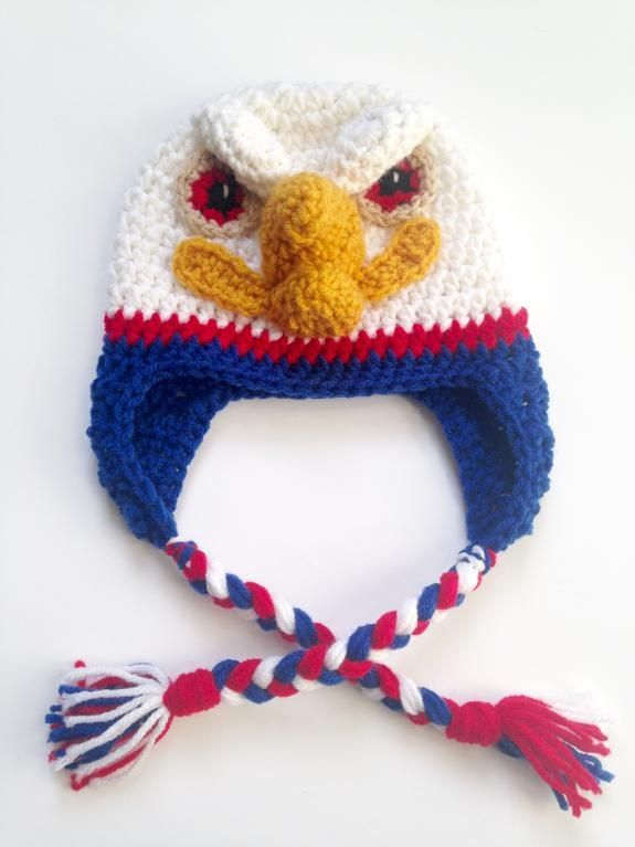 Crochet Eagle Hat Pattern Eagle Crochet And Patterns