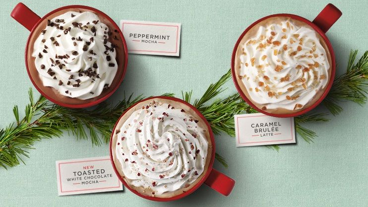 Christmas Starbucks Drinks 2019.Starbucks Starbucks Drinks Seasonal Sips Usa Wa Seattle