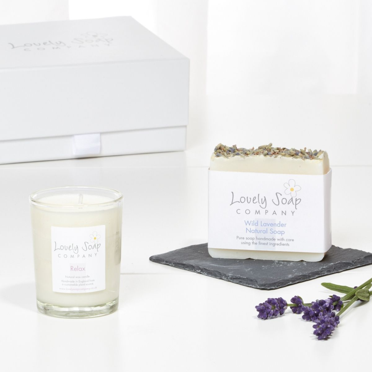 A lovely thank you pamper gift pampering gifts bath