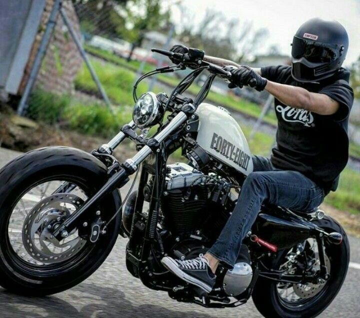 Bobber Motorcycle, Sportster Bobber