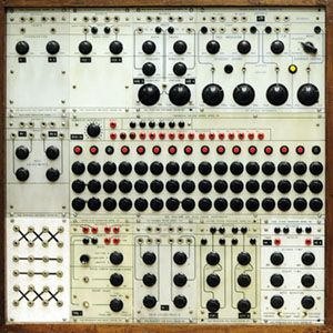 buchla 100 modular synthesizer history of electronics music sequencer home recording studio. Black Bedroom Furniture Sets. Home Design Ideas