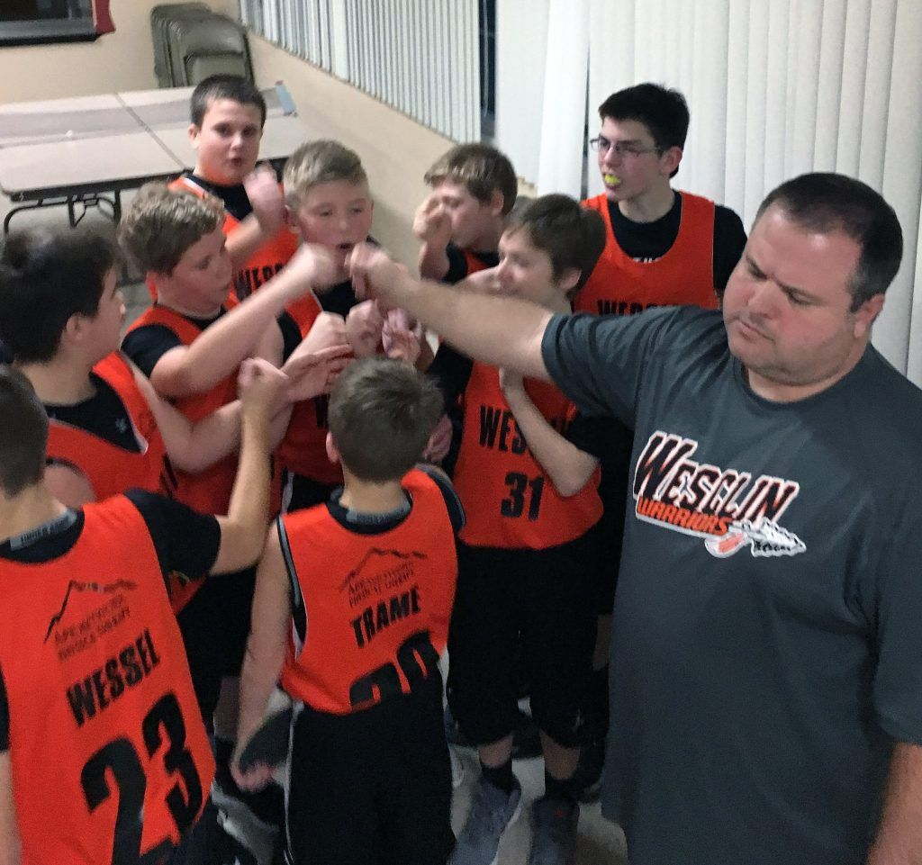 Physical Therapy sponsors local basketball