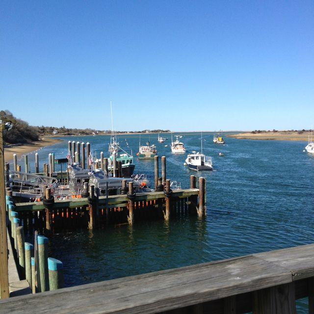 Chatham Fish Pier-Chatham, Massachusetts.