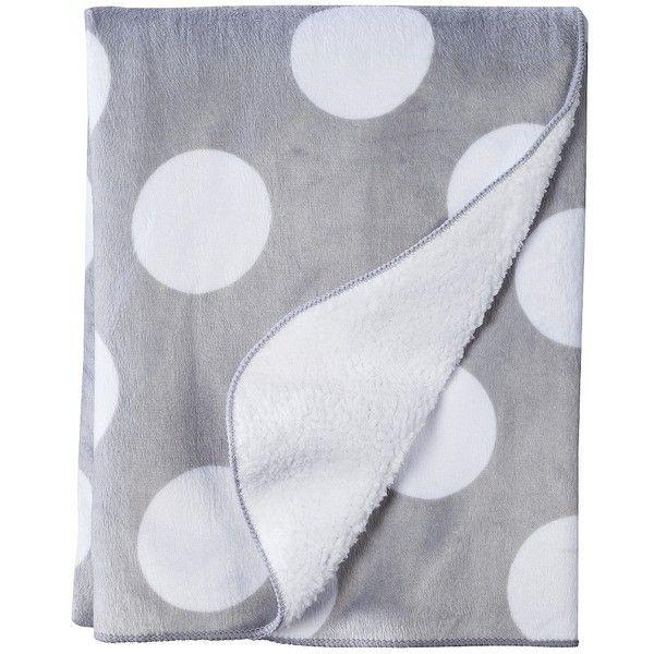 Swaddle Blankets Target Circo Valboa Big Dottie Blanket  Polyvore  Baby  Pinterest