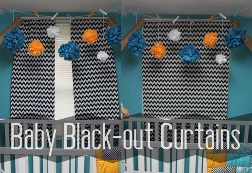 Not getting enough sleep? Try this tutorial for DIY Black Out