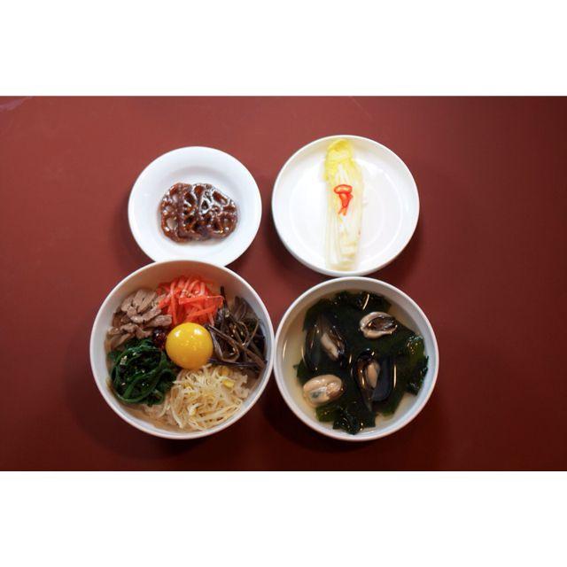 Koreart food