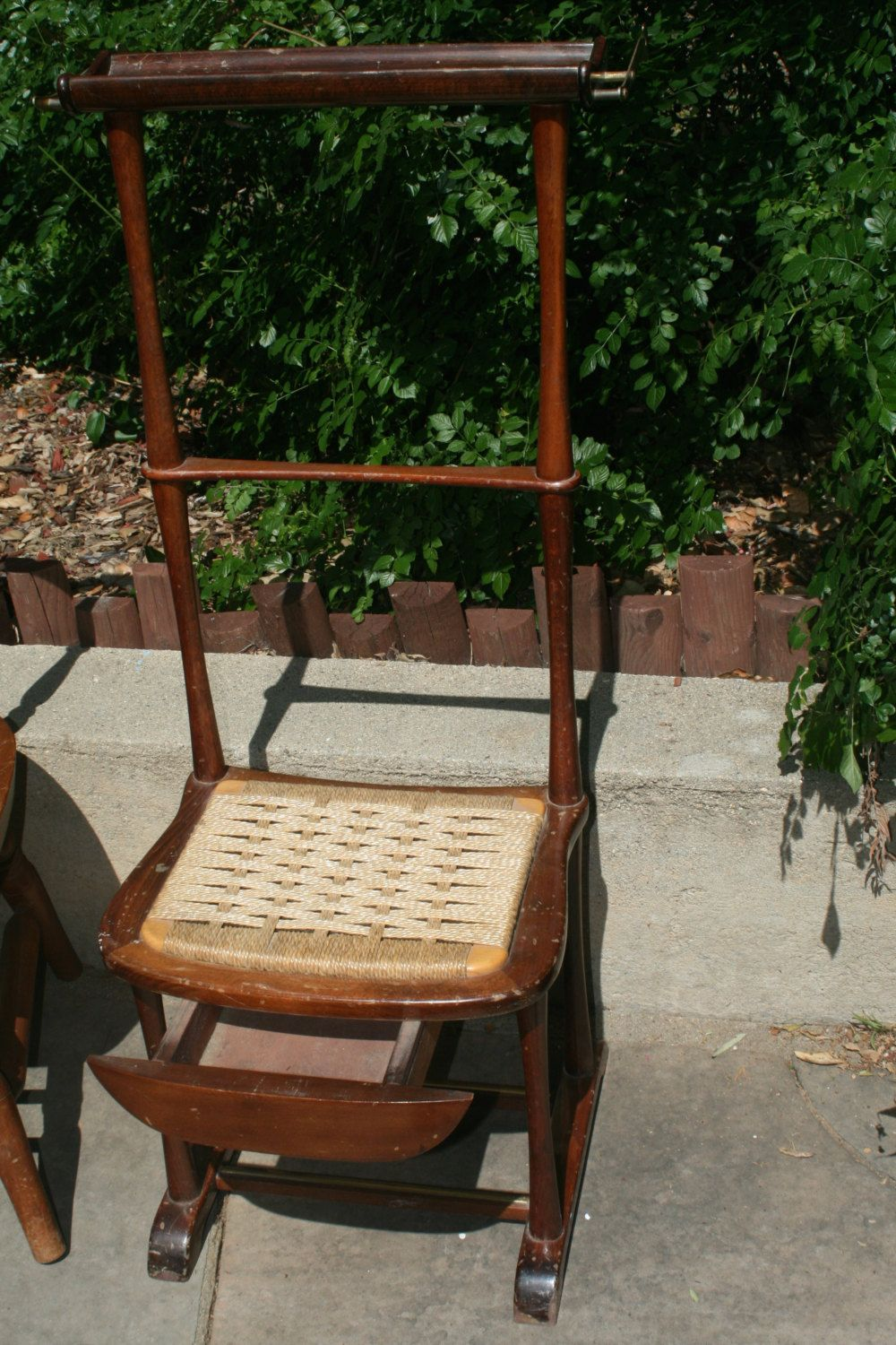 Beautiful Set of 4 Eco Friendly Rattan Bent Wood Chairs with ...
