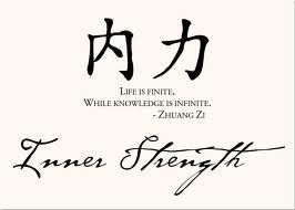 Inner Strength Tattoo! I will have this tattoo one day!